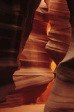 Shaft of Light, Upper Antelope Canyon, Page, Arizona, USA Photographic Print by Michel Hersen