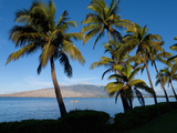 Kihei, Maui, Hawaii, USA Photographic Print by Douglas Peebles