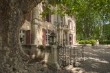 Castle, Chateau Roussan Near Saint Remy De-Provence, France Photographic Print by Brian Jannsen