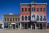 Historic Tabor Opera House, Leadville, Colorado, USA Photographic Print by Walter Bibikow
