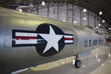 Air and Space Museum, F-104 Starfighter, Denver, Colorado, USA Photographic Print by Walter Bibikow