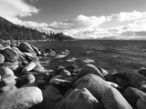 View of Lake Tahoe, Lake Tahoe Nevada State Park, Nevada, USA Photographic Print by Adam Jones