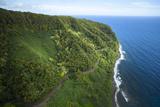 Hana Coast, Maui, Hawaii, USA Photographic Print by Douglas Peebles