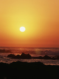 Pacific Grove Beach, Monterey Peninsula, California, USA Photographic Print by Stuart Westmorland