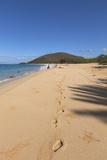 Makena Beach, Aka Big Beach, Maui, Hawaii, USA Photographic Print by Douglas Peebles