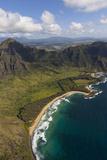 Kipu Kai, Kauai, Hawaii, USA Photographic Print by Douglas Peebles