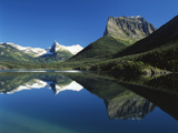St. Mary Lake, Glacier National Park, Montana, USA Photographic Print by Adam Jones