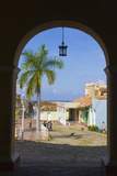 Old City Gate, Trinidad, UNESCO World Heritage Site, Cuba Photographic Print by Keren Su
