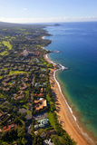 Wailea Resort, Maui, Hawaii, USA Photographic Print by Douglas Peebles