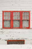 House Detail, Winter, Crested Butte, Colorado, USA Photographic Print by Walter Bibikow