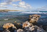 Beach, Hanson Bay, Kangaroo Island, Australia Photographic Print by Martin Zwick