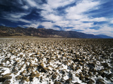 Mojave Desert Mountains, Death Valley National Park, California, USA Photographic Print by Adam Jones