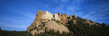 Mt Rushmore National Monument and Black Hills, Keystone, South Dakota, USA Photographic Print by Walter Bibikow