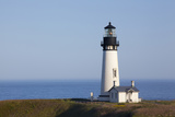 Yaquina Head Lighthouse, 1873, Newport, Oregon, USA Photographic Print by Jamie & Judy Wild