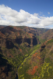 Waimea Canyon, Kauai, Hawaii, USA Photographic Print by Douglas Peebles