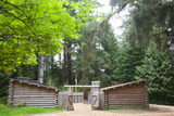 Fort Clatsop, Lewis and Clark National Historic Park, Oregon, USA Photographic Print by Jamie & Judy Wild