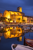 Notre Dame De l'Assomption Church, La Ciotat, Cote d'Azur, Provence, France Photographic Print by Brian Jannsen