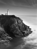 View of North Head Lighthouse, Oregon, USA Photographic Print by Stuart Westmorland