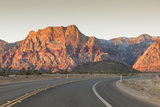 Red Rock Canyon Outside Las Vegas, Nevada, USA Photographic Print by Michael DeFreitas