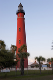 Ponce Inlet, Lighthouse, Florida, USA Photographic Print by Lisa S. Engelbrecht