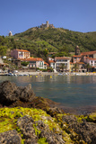 Fort Saint Elme, Collioure, Mediterranean Sea, Languedoc-Roussillon, France Photographic Print by Brian Jannsen