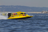 SEAFAIR, Formula One (F1) Outboard Racing Boats, Lake Washington, Seattle, Washington, USA Photographic Print by Jamie & Judy Wild