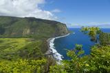Waipio Valley, Hamakua Coast, Big Island, Hawaii, USA Photographic Print by Douglas Peebles