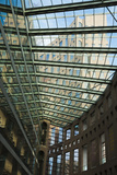Vancouver Public Library, Vancouver, British Columbia, Canada Photographic Print by Walter Bibikow