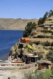Sun Island, Bolivia Photographic Print by Kymri Wilt