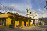 The Town of Copan Ruinas, Honduras Photographic Print by Keren Su