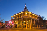 The Weatherford Hotel at Dusk in Historic Downtown Flagstaff, Arizona, USA Stampa fotografica di Chuck Haney