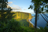 Waipio Valley, Hamakua Coast, Big Island, Hawaii, USA Photographic Print by Douglas Peebles