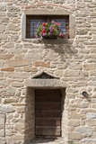 House Detail, Volpaia, Tuscany, Italy Photographic Print by Roberto Gerometta