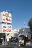 Little White Chapel Wedding Chapel in Las Vegas, Nevada, USA Photographic Print by Michael DeFreitas
