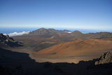 Haleakala National Park, Maui, Hawaii, USA Photographic Print by Douglas Peebles