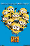 Despicable Me 2 Minions Movie Poster Pôsters