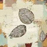 Silver Leaves IV Affiches par James Wiens
