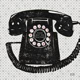 Vintage Analog Phone Plakater af Michael Mullan