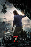 World War Z Chopper Movie Poster Póster