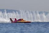 SEAFAIR, Unlimited Hydroplane Boat Races, Lake Washington, Seattle, Washington, USA Photographic Print by Jamie & Judy Wild