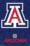 University of Arizona Wildcats NCAA Sports Poster Posters