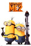 Despicable Me 2 (Minions armés) Affiche