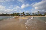 Poipu Beach Park, Poipu, Kauai, Hawaii, USA Photographic Print by Douglas Peebles