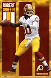 Robert Griffin III Washington Redskins NFL Sports Poster Plakater