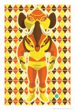 Ragnarama by Ragnar Art Print Poster Print