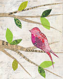 Birds in Spring IV Posters by Courtney Prahl