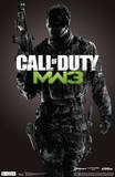 Call of Duty Modern Warfare 3 Video Game Poster Posters