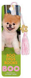 Boo Digs Books Beaded Bookmark Bookmark