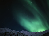 Aurora Borealis, Gates of the Arctic National Park and Preserve, Alaska, USA Photographic Print by Hugh Rose