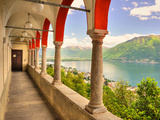 Summer on Lake Maggiore Prints